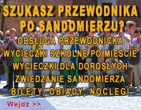Przewodnik po Sandomierzu